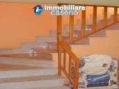 Detached habitable house in the center of an ancient village for sale in Abruzzo 12