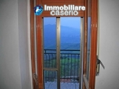 Detached habitable house in the center of an ancient village for sale in Abruzzo 16
