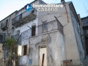 Detached habitable house in the center of an ancient village for sale in Abruzzo 2