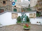 Detached habitable house in the center of an ancient village for sale in Abruzzo 27