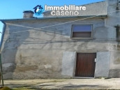 Detached habitable house in the center of an ancient village for sale in Abruzzo 4