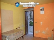 Detached habitable house in the center of an ancient village for sale in Abruzzo 9