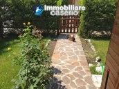 Villa with garden and swimming pool for sale in Castelpetroso, Isernia, Molise, Italy 3