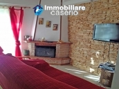 Villa with garden and swimming pool for sale in Castelpetroso, Isernia, Molise, Italy 8