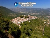 Stone town house with hill view for sale in Monteroduni, Molise, Isernia, Italy 1