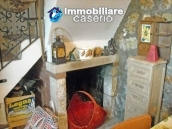 Stone town house with hill view for sale in Monteroduni, Molise, Isernia, Italy 16