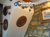 Stone town house with hill view for sale in Monteroduni, Molise, Isernia, Italy 18