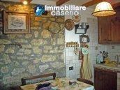 Stone town house with hill view for sale in Monteroduni, Molise, Isernia, Italy 19