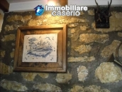Stone town house with hill view for sale in Monteroduni, Molise, Isernia, Italy 21