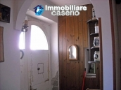 Stone town house with hill view for sale in Monteroduni, Molise, Isernia, Italy 22