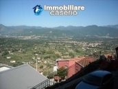 Stone town house with hill view for sale in Monteroduni, Molise, Isernia, Italy 4