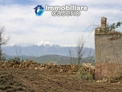 Land with possibility to build with sea view for sale in Italy - village Pollutri 1