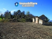 Land with possibility to build with sea view for sale in Italy - village Pollutri 10