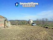Land with possibility to build with sea view for sale in Italy - village Pollutri 11