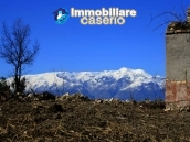 Land with possibility to build with sea view for sale in Italy - village Pollutri 14
