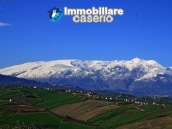 Land with possibility to build with sea view for sale in Italy - village Pollutri 15