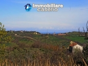 Land with possibility to build with sea view for sale in Italy - village Pollutri 18