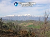 Land with possibility to build with sea view for sale in Italy - village Pollutri 2