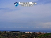 Land with possibility to build with sea view for sale in Italy - village Pollutri 20