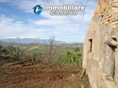 Land with possibility to build with sea view for sale in Italy - village Pollutri 3