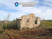 Land with possibility to build with sea view for sale in Italy - village Pollutri 4