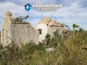Land with possibility to build with sea view for sale in Italy - village Pollutri 5