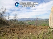 Land with possibility to build with sea view for sale in Italy - village Pollutri 6