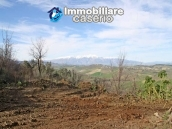 Land with possibility to build with sea view for sale in Italy - village Pollutri 7