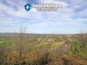 Land with possibility to build with sea view for sale in Italy - village Pollutri 8
