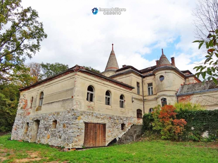 Historic castle for sale in Croatia
