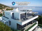 Villa by the sea for sale with two swimming pools in Opatija, Croatia 1