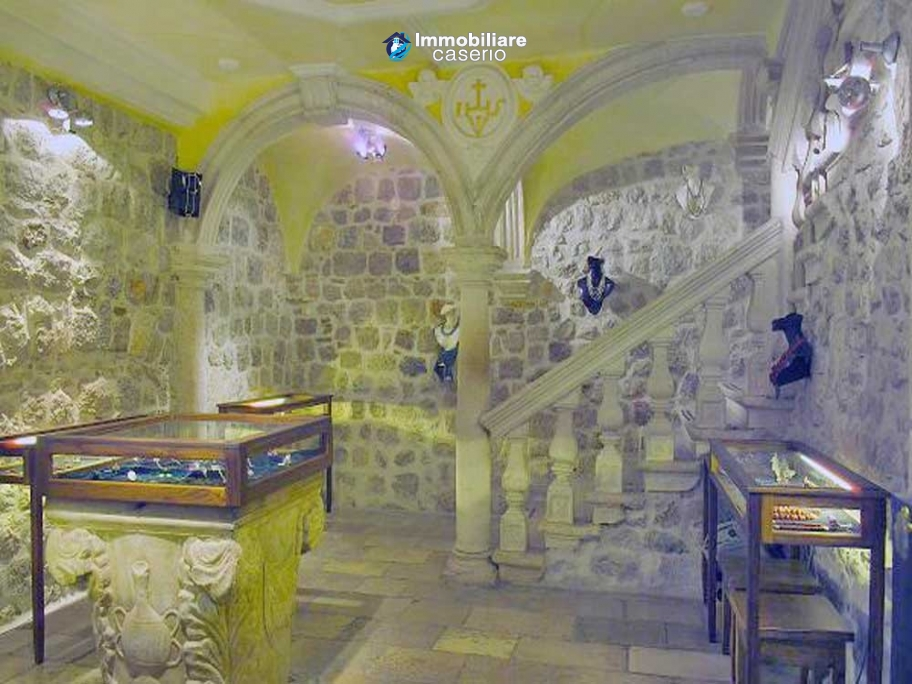 Baroque villa for sale in the old center of Dubrovnick, Croatian Republic