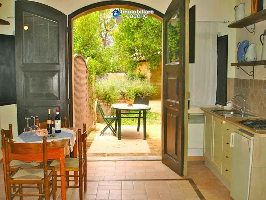 Apartment with antique furniture for rent in National Park, Abruzzo ...