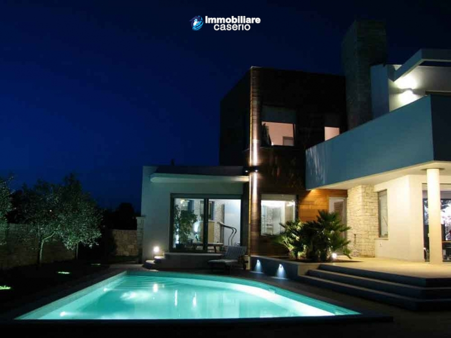 Villa of dream with swimming pool for sale in Croatia