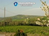 Country house with land with sea and mountain view 2