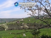 Country house with land with sea and mountain view 3
