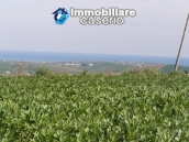 Country house with land with sea and mountain view 5