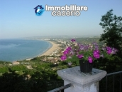 Country house with land with sea and mountain view 9