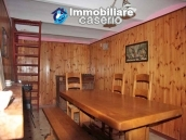 Spacious house with garden for sale in Roio del Sangro, Chieti  2