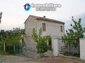 Indipendent rustic cottage sea view  for sale in Abruzzo  1