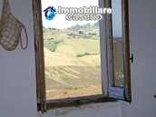 Indipendent rustic cottage sea view  for sale in Abruzzo  13