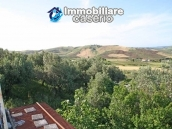 Indipendent rustic cottage sea view  for sale in Abruzzo  15