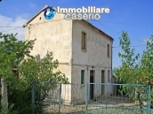 Indipendent rustic cottage sea view  for sale in Abruzzo  2