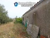 Indipendent rustic cottage sea view  for sale in Abruzzo  28