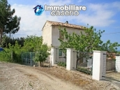 Indipendent rustic cottage sea view  for sale in Abruzzo  3