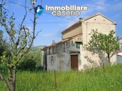 Indipendent rustic cottage sea view  for sale in Abruzzo  4