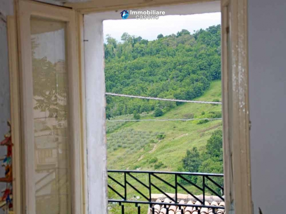House for sale at low price in the province of Chieti