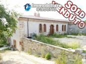 Spacious country villa for sale in Busso, Campobasso 1