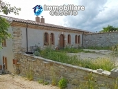 Spacious country villa for sale in Busso, Campobasso 2