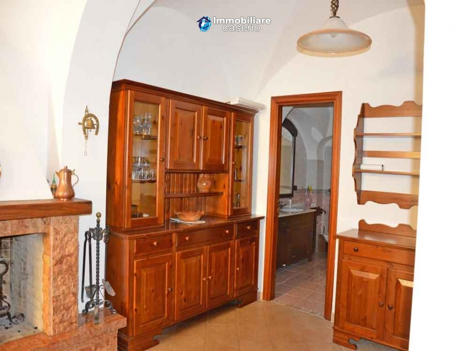Spacious house rustic taste for sale in Gissi, Abruzzo